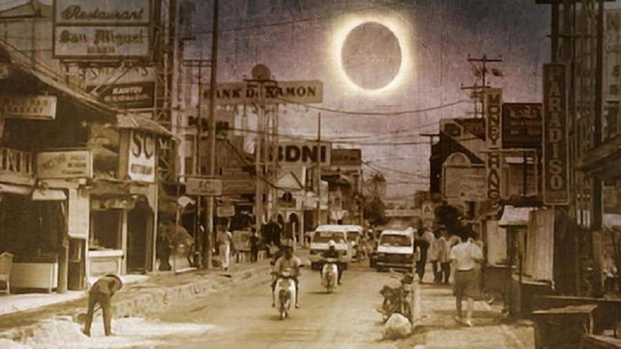 gerhana matahari 1983