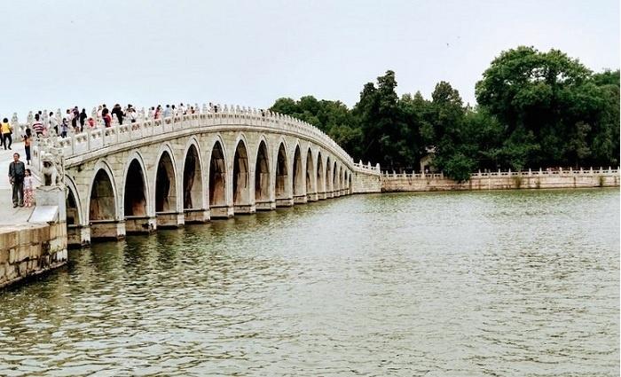 jembatan istana musim panas