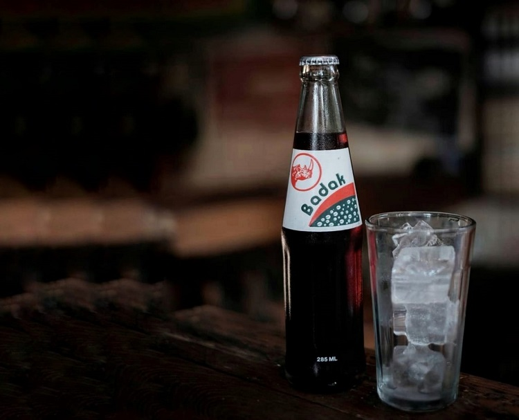 badak soda