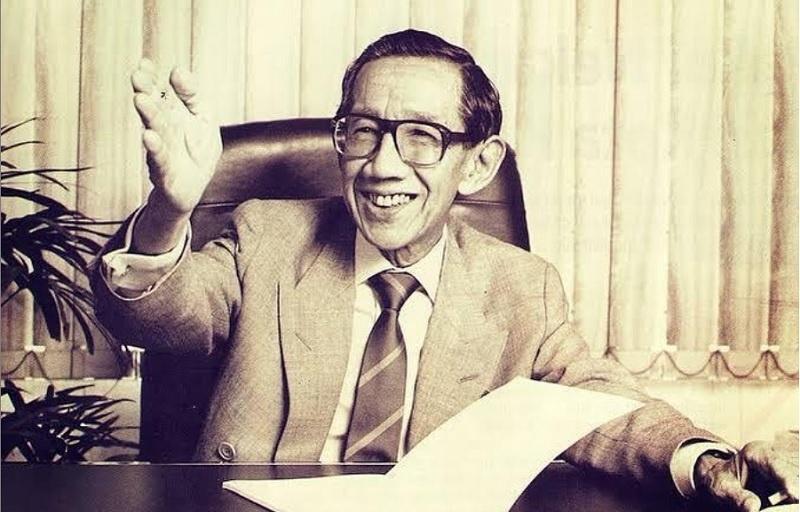 Prof. Sumitro Djojohadikusumo