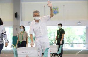 Lee Hsien Loong Singapura
