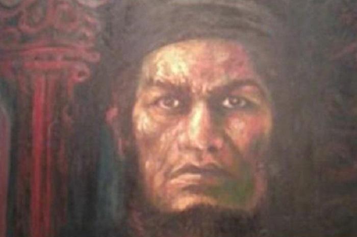 Sisingamangaraja XII- Lukisan Augustin Sibarani