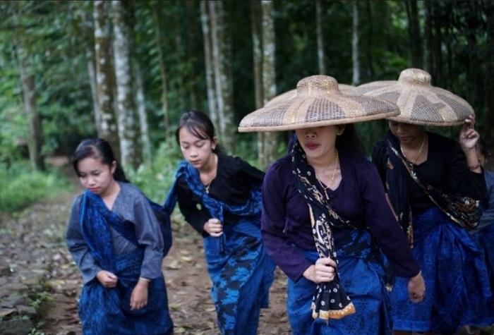 Perempuan Suku Baduy/Yohanes/era.id.