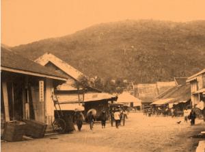 sejarah kota padang