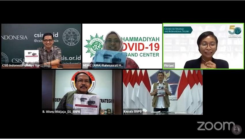 peluncuran buku csis indonesia