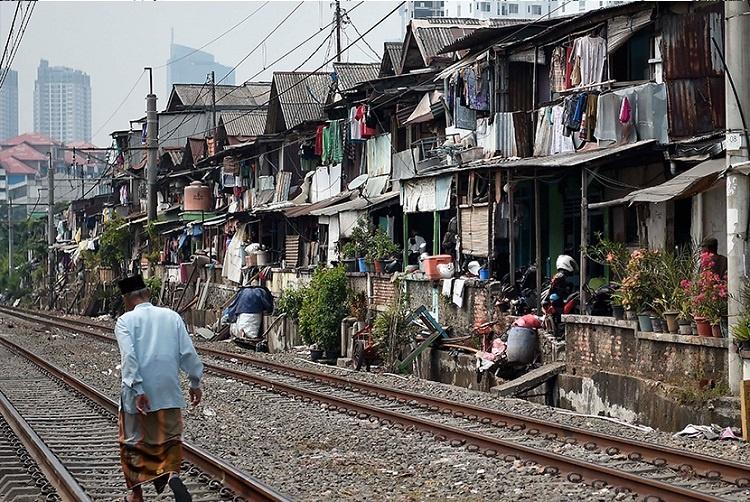 kemiskinan indonesia