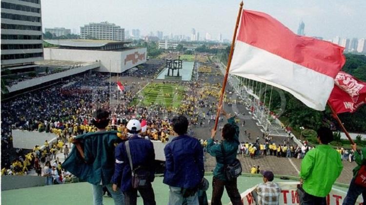 reformasi indonesia